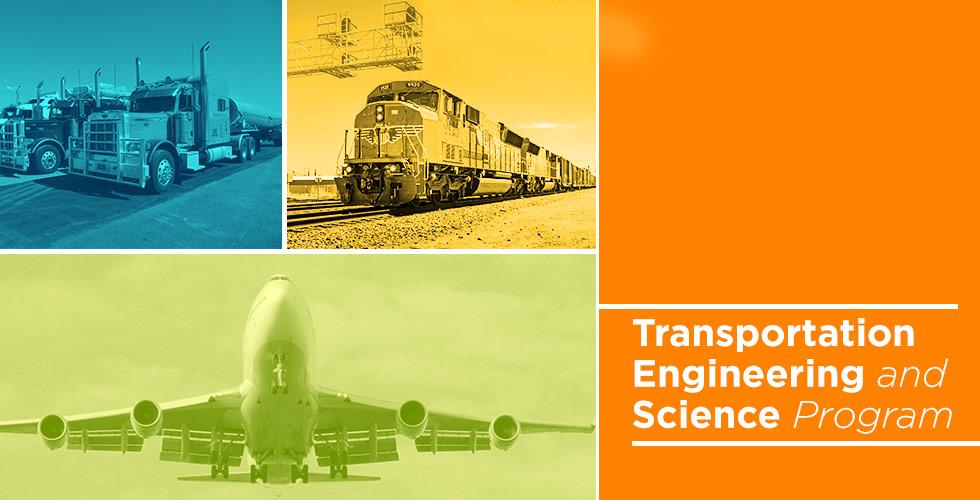 Transportation Engineering and Science Program Header
