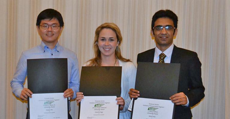 TSITE Scholarship Recipients